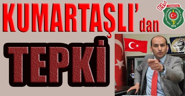 KUMARTAŞLI'DAN CHP VE HDP'YE SİHA TEPKİSİ