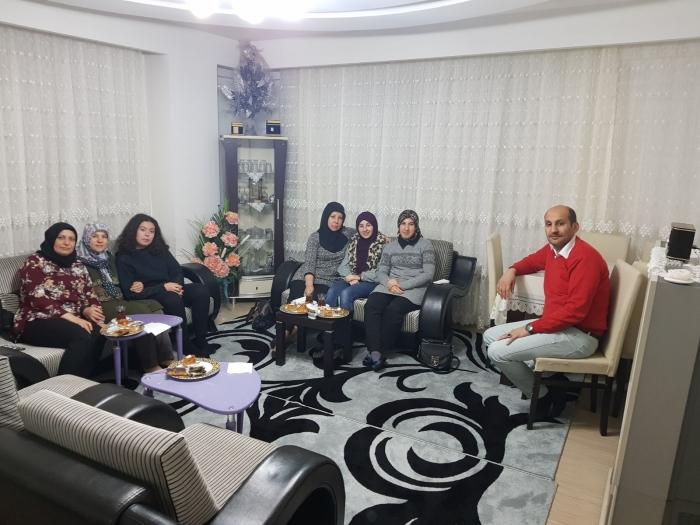 """BAŞKAN KUMARTAŞLI """"BİZ BİR AİLEYİZ"""""""