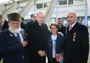 ERDOĞAN'DAN AFYONLU ŞEHİT AİLELERİ VE GAZİLERE ÖZEL İLGİ